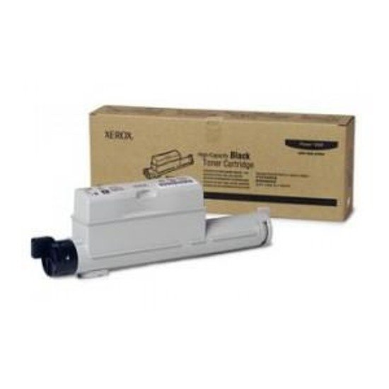 Toner Xerox Black Phaser 6360