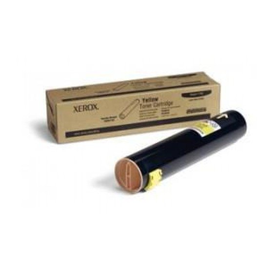 Toner Xerox Yellow Phaser 7760