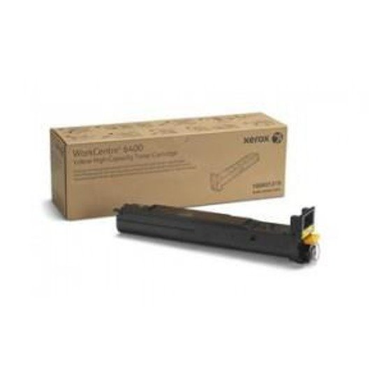 Toner Xerox Yellow WorkCentre 6400 (Notthingam)