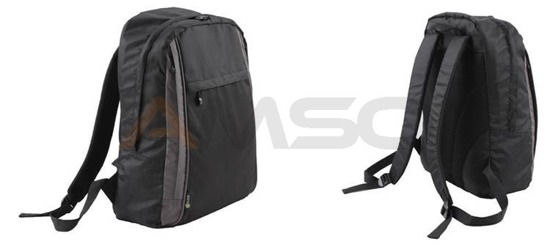 "Torba / Plecak do notebooka KATO Assen Black 15,6"" Nylon"