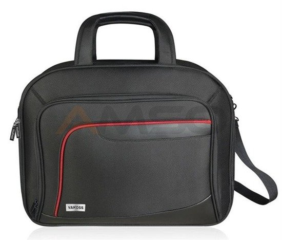 "Torba do notebooka VAKOSS 15,6"" CT-8278BK"