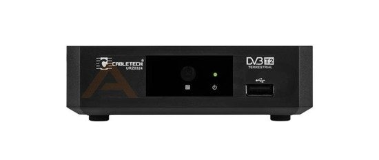 Tuner Cabletech DVB-T / DVB-T2 HD do TV naziemnej URZ0324