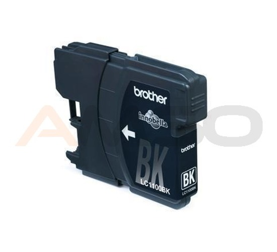 Tusz Brother LC-1100BK Black