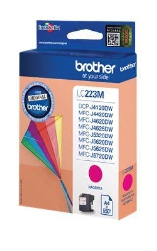 Tusz Brother LC223M Magenta