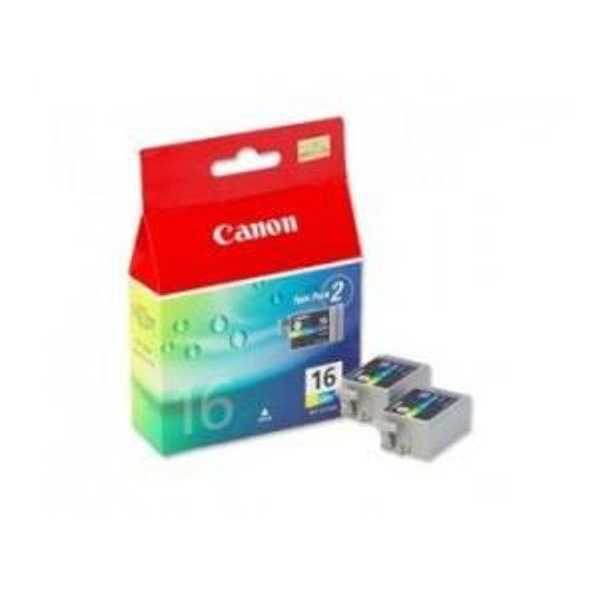 Tusz Canon BCI-16 Color Twinpack