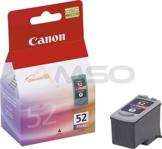 Tusz Canon CL-52 photo