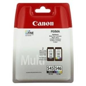 Tusz Canon PG-545/CL-546 Multipack blister