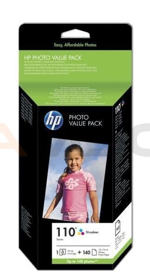 Tusz HP 110 PHOTO VALUE PACK