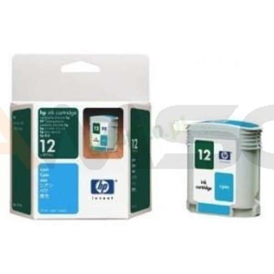Tusz HP 12 Cyan 55ml