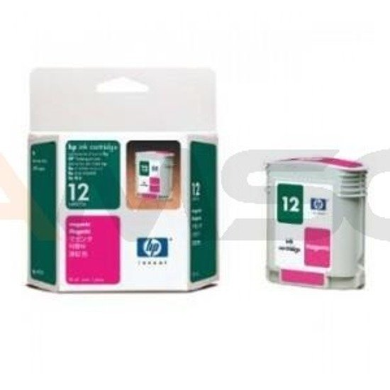 Tusz HP 12 Magenta 55ml