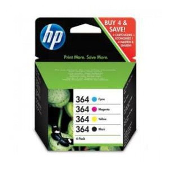 Tusz HP Combo Pack 364 CMYK