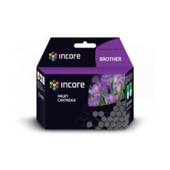 Tusz INCORE do Brother (LC970M) Magenta 11ml reg.