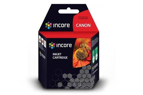 Tusz INCORE do Canon (CLI-521B) Black 9 ml z chipem