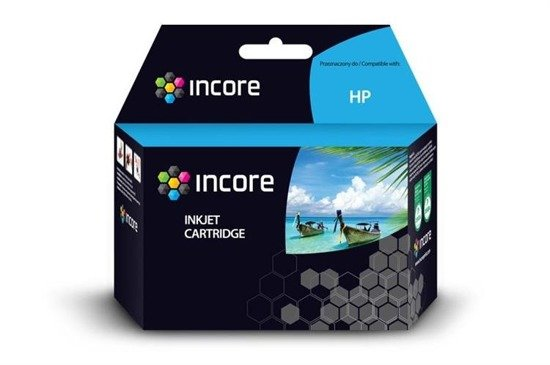 Tusz INCORE do Hp 933XL (CN054AE) Cyan 15ml reg.
