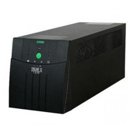 UPS Ever L-INT Sinline XL 1800VA AVR 6xIEC Sin RS USB LED