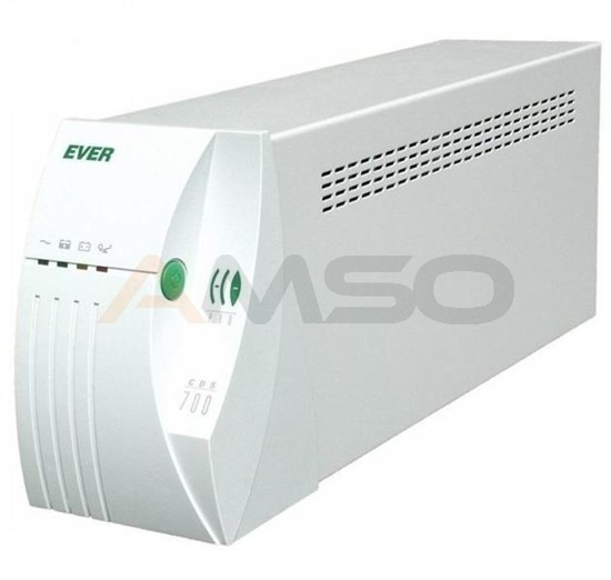 UPS Ever OFF-L Eco Pro 700VA 2xSCH Sin USB RJ LED Bl