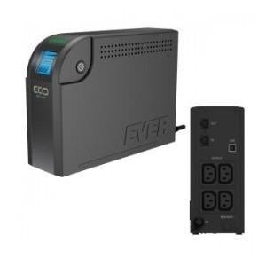 UPS Ever OFF-L LCD 500VA 4xIEC USB LCD Bl