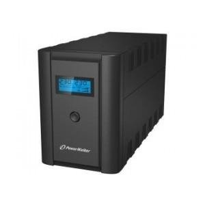 UPS POWER WALKER LINE-INTERACTIVE 1200VA 2X 230V PL + 2X IEC