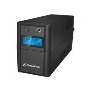 UPS POWER WALKER LINE-INTERACTIVE 850VA 2X 230V PL OUT, RJ11
