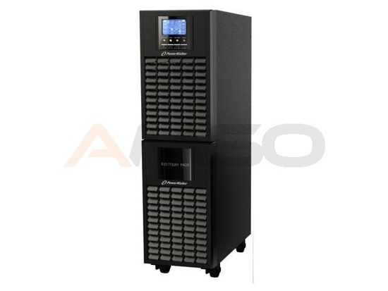 UPS POWER WALKER ON-L 6000VA TERM. RJ/USB/RS LCD EPO Tower