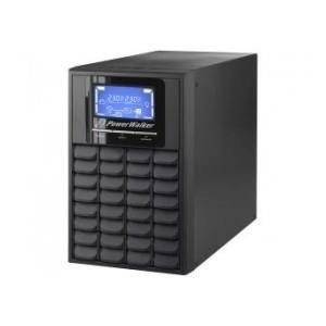UPS POWER WALKER ON-LINE 1000VA 3X IEC OUT, USB/RS-232, LCD