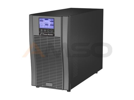 UPS POWER WALKER ON-LINE 3000 VA 4X IEC, TERMINAL OUT, USB, EPO