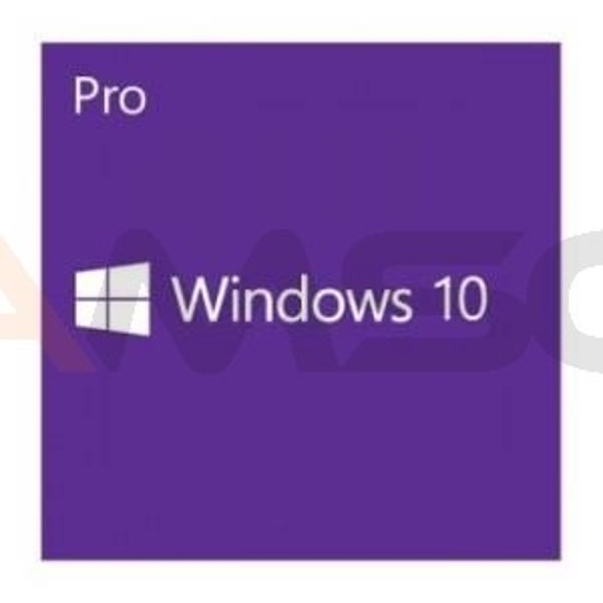 Windows 10 Professional 64Bit English 1-pack OEM