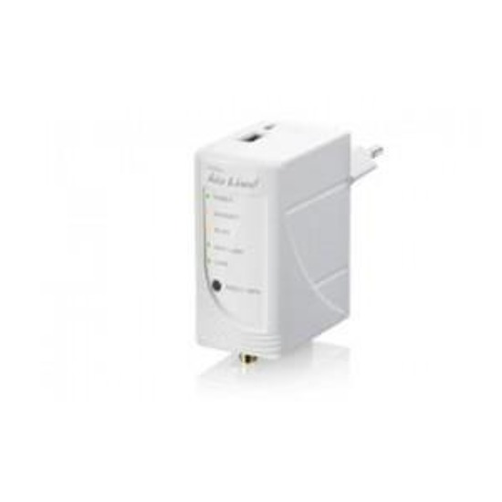 Wzmacniacz AirLive N.Plug Wi-Fi 150Mbps Repeater AP Router