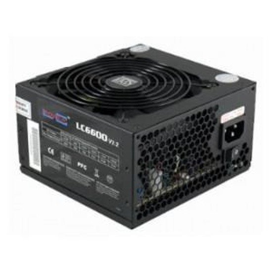 Zasilacz LC-POWER 600W LC6600 V2.2 120mm 8-pin EPS 4xSATA