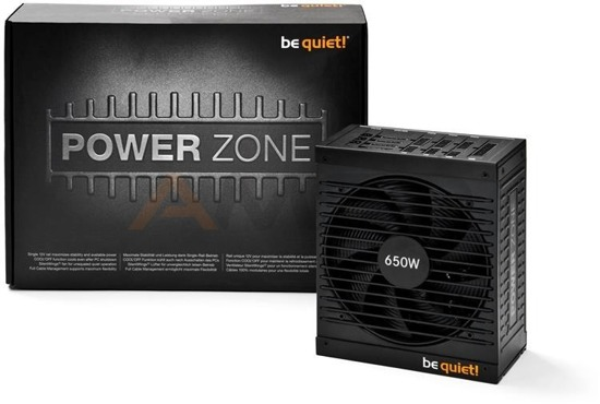 Zasilacz be quiet! Power Zone 850W 135mm aPFC CM 80+ Bronze – bez opakowania