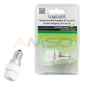 Adapter gniazda E14 na G9 ESL012 LogiLight