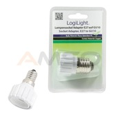 Adapter gniazda E27 na GU10 ESL011 LogiLight