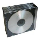 CD-R PLATINUM x52 700MB (SLIM KOMPLET 10 SZT)