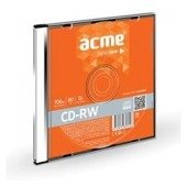 CD-RW ACME 80/700MB 12X slim box