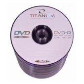 DVD-R TITANUM 8x 4,7GB (Spindle 100)