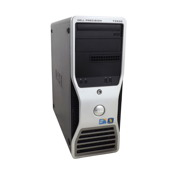 Dell T3500 W3565 4x3,2GHz 24GB 250GB Windows 7 PRO