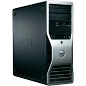 Dell T3500 XEON w3550 4x3GHz 4GB 320GB RW Win 7 pro