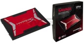 "Dysk SSD Kingston HyperX Savage 120GB 2.5"" (520/350) 7mm"