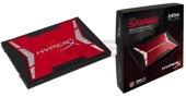 "Dysk SSD Kingston HyperX Savage 240GB 2.5"" (520/510) 7mm"