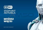 ESET Endpoint Antivirus NOD32 Client 5 user, 24 m-ce, BOX