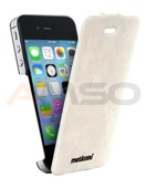 Etui Meliconi Slim Flap iPhone 4/4s White