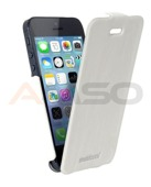 Etui Meliconi Slim Flap iPhone 5/5s White