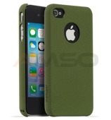 Etui Meliconi Soft Sand iPhone 4/4s Military Green