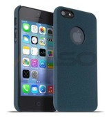 Etui Meliconi Soft Sand iPhone 5/5s Blue Marine