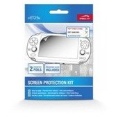 Folia Speedlink SCREEN PROTECTION KIT PS VITA, transparent