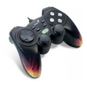 GENIUS GamePad MaxFire Blaze 3 - USB, Vibration, PC/PS3