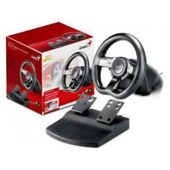 GENIUS Kierownica Speed Wheel 5Pro, PC&PS3,Vibration Feedb.