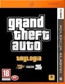 GRA GRAND THEFT AUTO TRYLOGIA PKK (PC)
