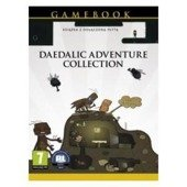 Gamebook DAEDALIC ADVENTURE COLLECTION