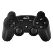 Gamepad Speedlink STRIKE FX Wireless for PS3/PC black